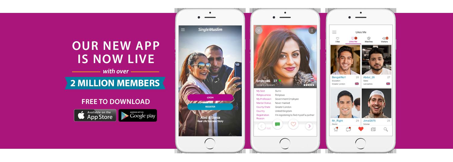 Muslim dating app usa