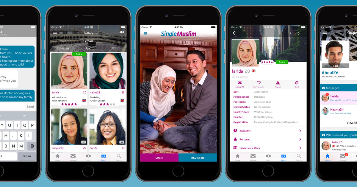 Singlemuslim com sign up