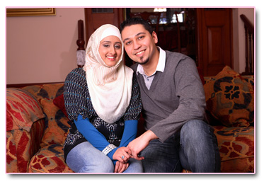 Adam and  Safiyya 1