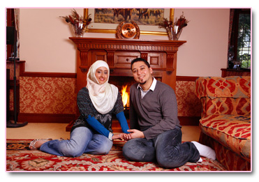 Adam and  Safiyya 2
