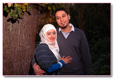 Adam and  Safiyya 4